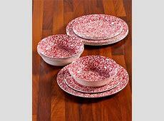 Dinnerware Set 12 Pc Rustic Country Primitive Melamine