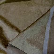 Coupon De Velours Coton Pour L Ameublement Ton Dor 233 679