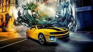 Cars Chevrolet Digital Art Vehicles Camaro Ss Wallpaper