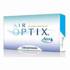 air optix aqua monthly contact lenses 6 lenses