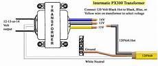 24v transformer wiring diagram pool light transformer voltage