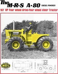 mrs prototype construction tractor ih construction equipment power magazine community