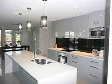 galley kitchen with island layout island kitchen design custom cabinet maker brisbane