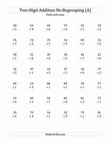 fresh double digit addition and subtraction with regrouping fun worksheet