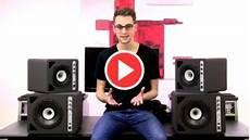 Lautsprecher Aufstellen Monitorboxen Studiomonitore