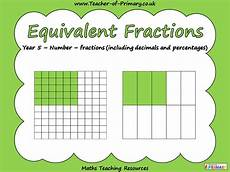 fraction worksheets year 5 equivalent 4175 equivalent fractions year 5 teaching resources