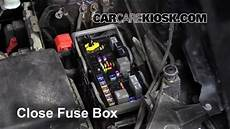 2012 dodge journey fuse box location replace a fuse 2009 2016 dodge journey 2011 dodge journey mainstreet 3 6l v6 flexfuel