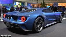 Ford Gt 2016 - new ford gt 2016 supercar concept