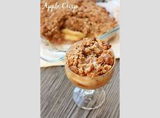baked apple crisp_image