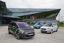 Citroen Grand C4 Picasso Vs Rivals Style And Substance