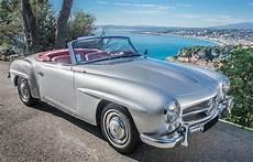 mercedes 190 sl rent a classic car