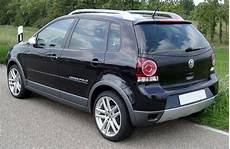 2007 Volkswagen Polo Cross