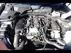 w210 220 cdi motor pfeifen heulen