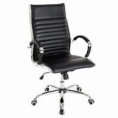 chaise bureau cuir chaise fauteuil si 232 ge de bureau hauteur r 233 glable cuir