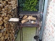 weidenkorb für kaminholz grillen mit holz w 195 188 rstchen grillen mal anders