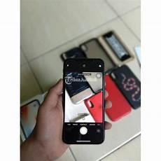 Hp Apple Iphone X 64gb Ex Garansi Inter Fullset Original