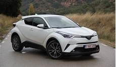 Essai Vid 233 O Toyota C Hr 2017 Arme De Conqu 234 Te
