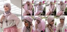 Trend Model Cara Memakai Jilbab Modern Terbaru