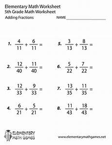 math worksheets grade 5 multiplication and division 6611 fifth grade adding fractions worksheet fractions worksheets math worksheets math fractions