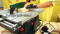 bosch pts 10 ferastrau de masa prezentare produs