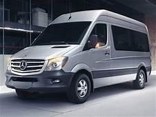 2017 Ford Transit Vs Mercedes Benz Sprinter