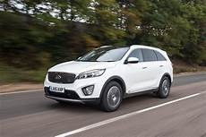 Kia Sorento Best 7 Seater Cars To Buy In 2017 Auto Express