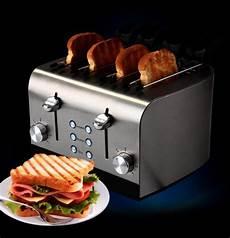 toast senza tostapane toast express 4 tostiera elettrica toaster 4 pinze
