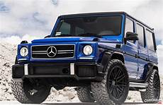 Tuning Mercedes G Class Front