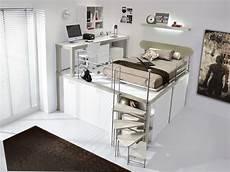 letto soppalco con scrivania letto soppalco con varie soluzioni salvaspazio di design