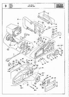 Sachs Dolmar Chain Saw Parts | sachs dolmar s parts 275 285 295 electric chainsaw service manual download schematics eeprom