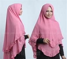 Jual Model Terbaru Khimar Jilbab Instan Syari