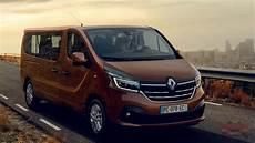 2019 Renault Trafic Facelift