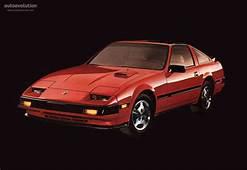 NISSAN 300 ZX Specs & Photos  1984 1985 1986 1987