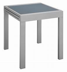 gartentisch 187 lima 171 aluminium ausziehbar 130x65 cm