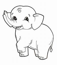 Malvorlagen Baby Elefant Ausmalbilder Malvorlagen Elefanten Kostenlos Zum