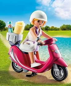 playmobil 9084 strand mit roller