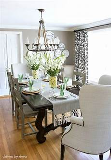 Home Decor Ideas For Dining Room by Home Tour Wrap Up Driven By Decor