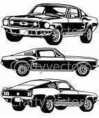 Ford Mustang Drawing At GetDrawingscom  Free For