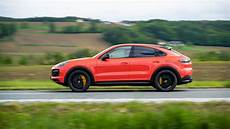 2020 porsche cayenne coupe drive review what s new