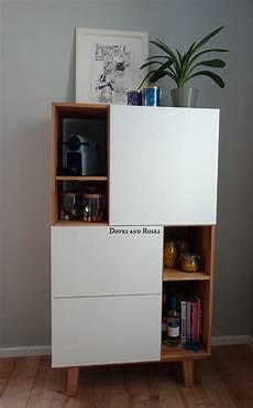 Kitchen Storage Furniture Ikea Ikea Hack Inspired Storage Cabinet Ikea Storage