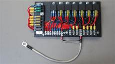Electric Motorcycle Fuse Box Light by Custom Relay Panels Ce Auto Electric Supply