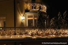 balkon beleuchtung weihnachten led weihnachtsbeleuchtung haus und balkon