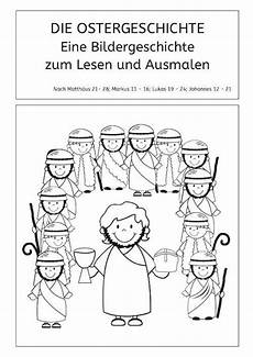 Ausmalbilder Grundschule Ostern Ostergeschichte Zum Lesen Und Ausmalen Sonstige