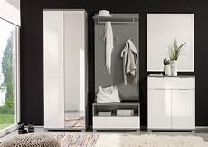 Garderoben Set Günstig Kaufen - roy look garderobe in wei 223 grau garderoben sets