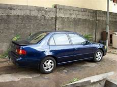 how do i learn about cars 2001 toyota tacoma interior lighting toyota corolla 2001 s model for sale price reduced 1 18mil autos nigeria