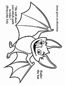 Malvorlagen Clown Quest Cave Quest Day 3 Preschool Coloring Page Radar The Bat