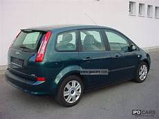 2007 Ford C Max 1 6 Tdci Style With Navi Car Photo And Specs