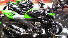 2015 Kawasaki Z800 E Version Walkaround 2014 Eicma