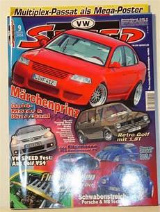 vw speed september 2004 zeitschriften literatur