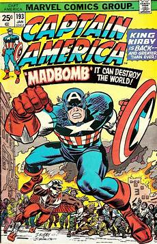 captain america vol 1 193 marvel database